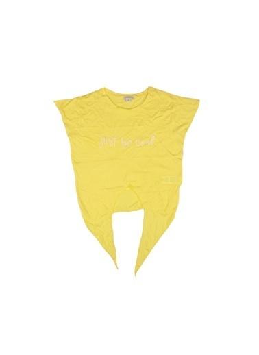 Puledro Tişört Sarı